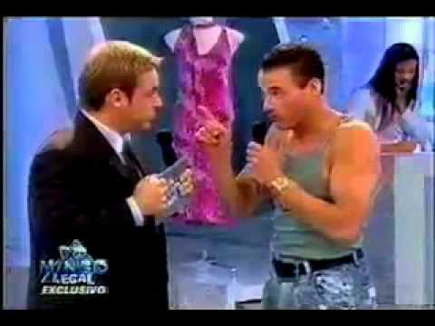 Van Damme Brazil visitar gugu 2001 thumbnail