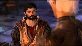4 - Hawke (Male) and Fenris - Dragon Age 2 - romance