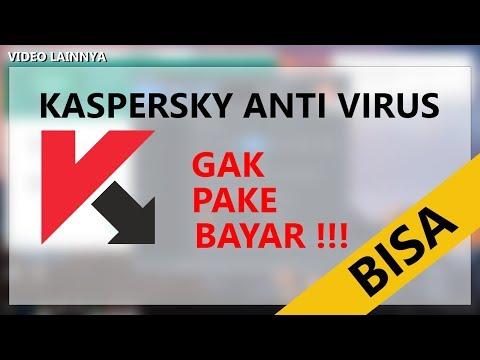 Kaspersky Gratis - Cara Perpanjang Masa Trial Kaspersky AV