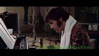 Amazing Grace & The Lord's Prayer - Elvis Presley Gospel - HD