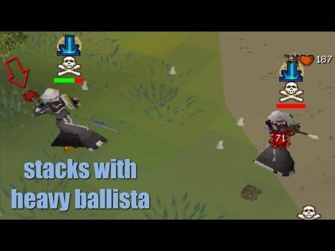 Testing (NEW) Dragon Thrownaxe with Heavy Ballista