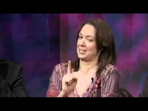 Elizabeth Marvel on ATW's Working in the Theatre  Through Their Eyes: Actors 2011