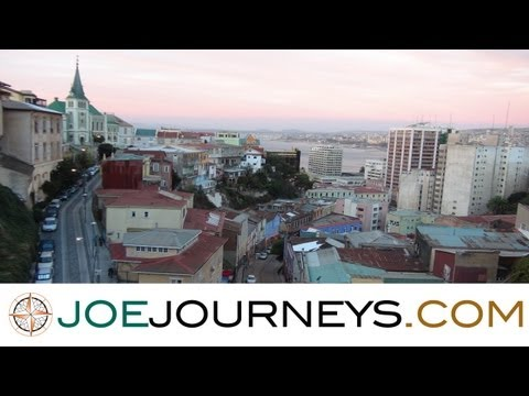 Valparaíso  - Chile  | Joe Journeys