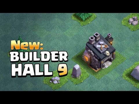 Builder Hall 9 | Fan Ideas #8 (With Timelapses)