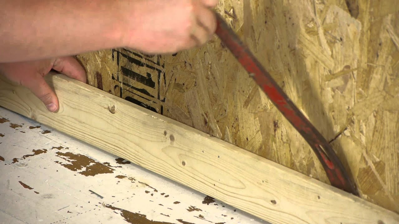 How to install baseboards over carpet - Carpet Installation With An Uneven Baseboard Gap Carpeting Tips