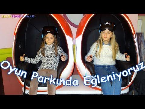 Star Park Oyun Alanında Eğleniyoruz - Eğlenceli Çocuk Videosu - Funny Kids Videos