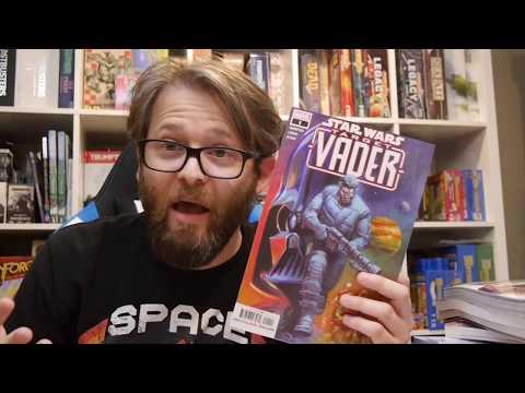 Marvel Comics Review: Star Wars: Target Vader #1