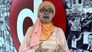 Testimoni  SRI SAFITRI (Speedy Taqwa) Untuk Peserta HIJAB HUNT 2012 Mp3