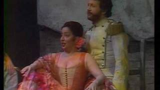 "Teresa Berganza*CARMEN* - ""Les tringles..."""