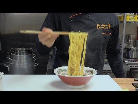 New Jersey Noodle Maker Feeds New York's Ramen Revival | MetroFocus