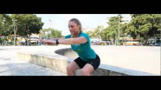 Dicas de agachamento com salto | Unimed-Rio