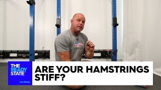 Are Your Hamstrings Stiff?