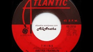 aretha franklin think you send me 7 1968