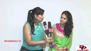 Ramya Behra speaking to  Desiplaza Tv at Anoop Ruben