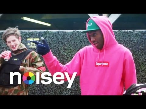 Noisey Specials: Ask Tyler The Creator Anything