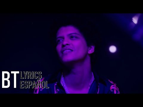 Bruno Mars - Versace On The Floor (Lyrics + Español) Video Official