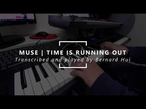 MUSE - Time Is Running Out [ Rock Piano Cover ]