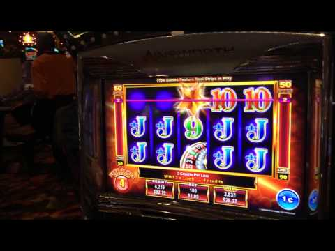 a slot machine has three wheels that spin independently