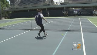 Ball Person Tryouts For The US Open
