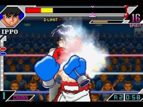 hajime no ippo the fighting ds rom