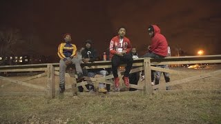 YB - NEVER GAVE UP (MUSIC VIDEO) @MONEYSTRONGTV