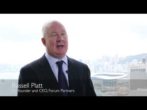 Global Real Estate Outlook with Russell Platt of Forum Partners