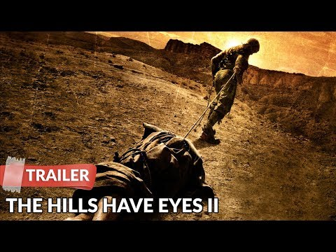 The Hills Have Eyes II 2007  HD  Daniella Alonso  Jacob Vargas