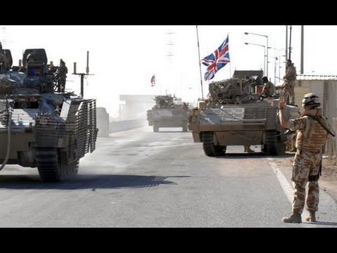 Iraq war analysis: British troops relive a harrowing rescue