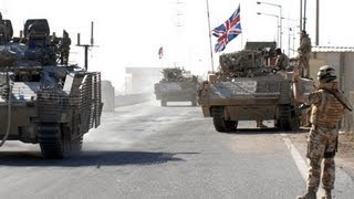 Iraq war analysis: British troops relive a harrowing rescue mission in Basra
