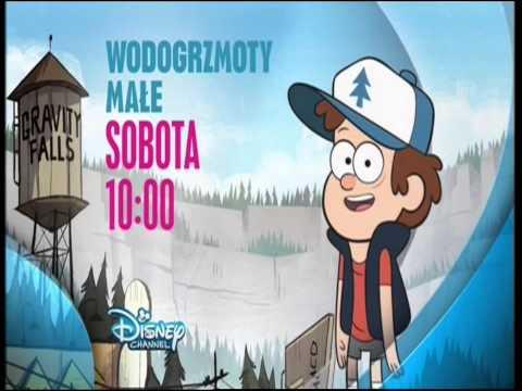 Disney Channel Polska Idents + Zapowiedzi Programowe