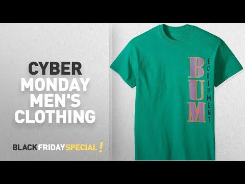 Cyber Monday B.U.M. Equipment Men's Clothing: Bum Equipment Men's 3d Side Logo T-Shirt