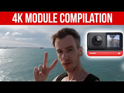Insta360 One R 4K Module: How Good is The Video?