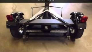 2000 Kendon Big Bike Trailer  Used Powersports - River Falls,Wisconsin - 2013-08-17