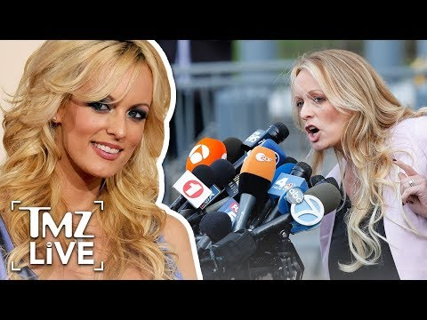 Stormy Daniels: Stand-Up Comedian | TMZ Live