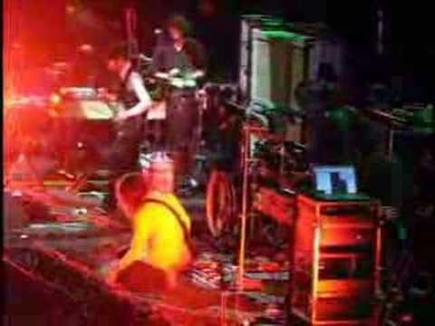 """The Mars Volta with John Frusciante"""