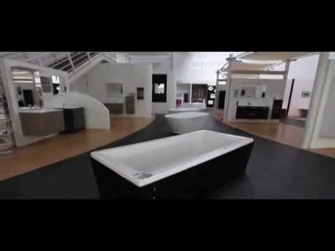 un habillage de baignoire design youtube. Black Bedroom Furniture Sets. Home Design Ideas