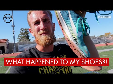 NIKE RACING FLATS BLOW OUT IN 200's