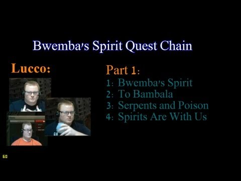 WoW: Cata (Horde) Bwemba's Spirit Quest Chain 1 of 3, How To/WalkThrough