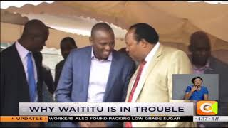 Companies linked to governor Waititu to be probed