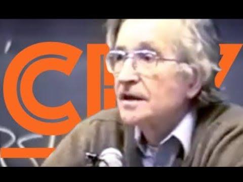 1995 - Noam Chomsky discute la historia geopolítica de Colombia. Subtítulos en Español.
