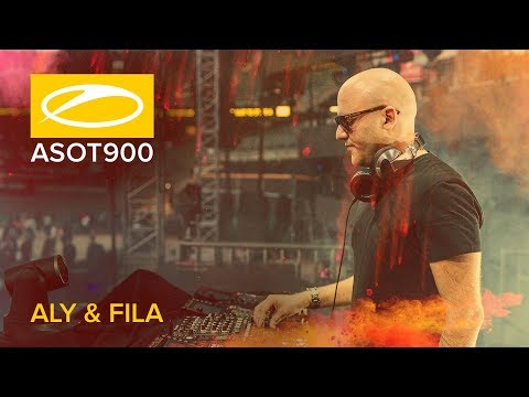 Aly & Fila Live At A State Of Trance 900 (Bay Area - Oakland)