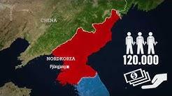 Rätsel Nordkorea   Mit offenen Karten  ARTE