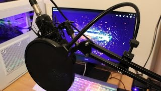 neewer nw 700 microphone kit unboxing review