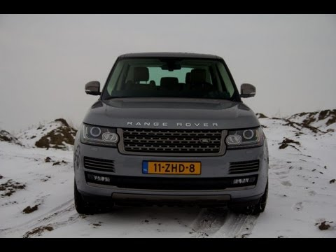 Range Rover SDV8 review