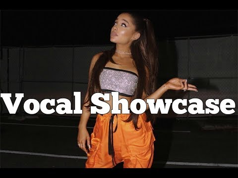 "Ariana Grande - ""Prime Day"" Vocal Showcase! (F#3-G5-B5)"