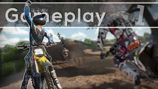 MX vs ATV Reflex : A primeira corrida