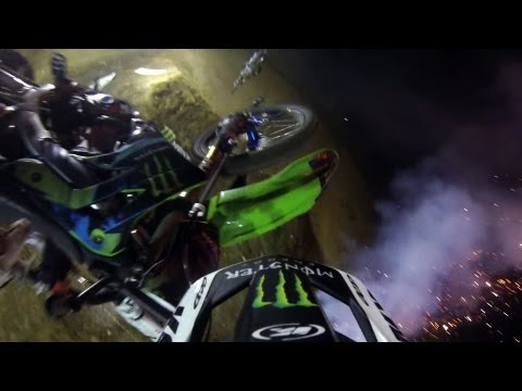Monster Energy's Remi Bizouard is coming back!