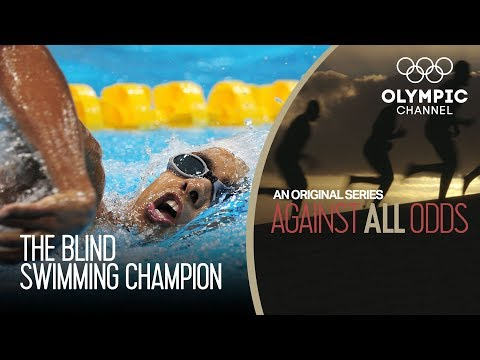 The Incredible Story of Spain's Blind Swimmer, Enhamed Enhamed | Against All Odds
