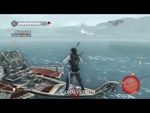 AC Brotherhood   Leonardo's Machines   Splash! (Boat)  