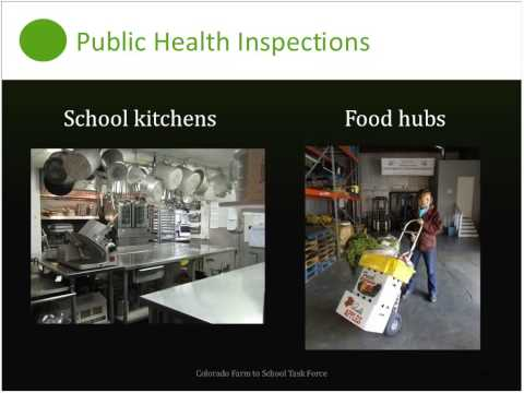 Farm to School Food Safety Project